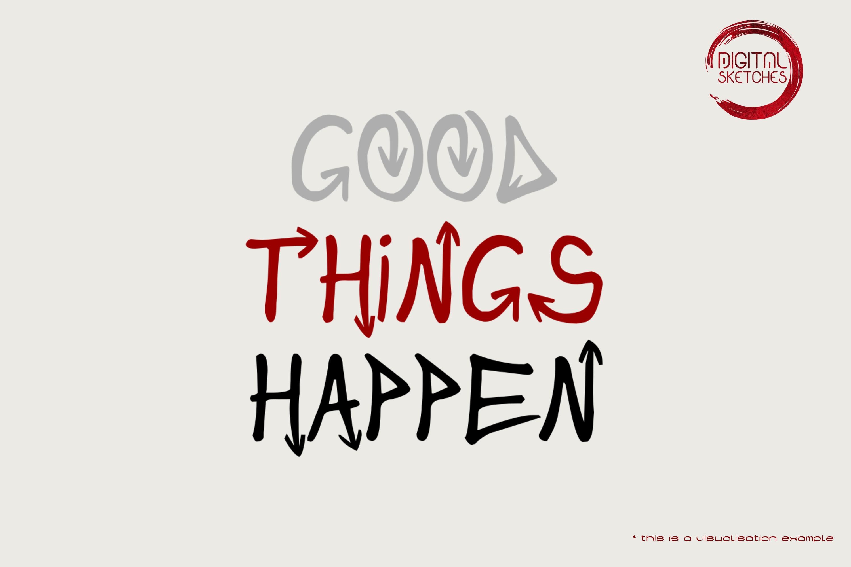Good Things Saying