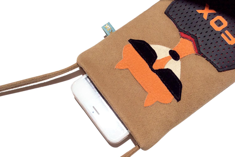 Mr Fox Phone Crossbody