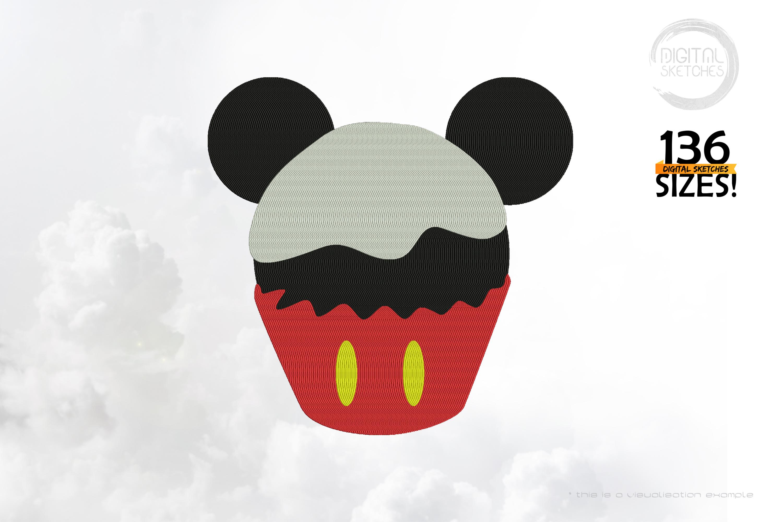 Mouse Cupcake I