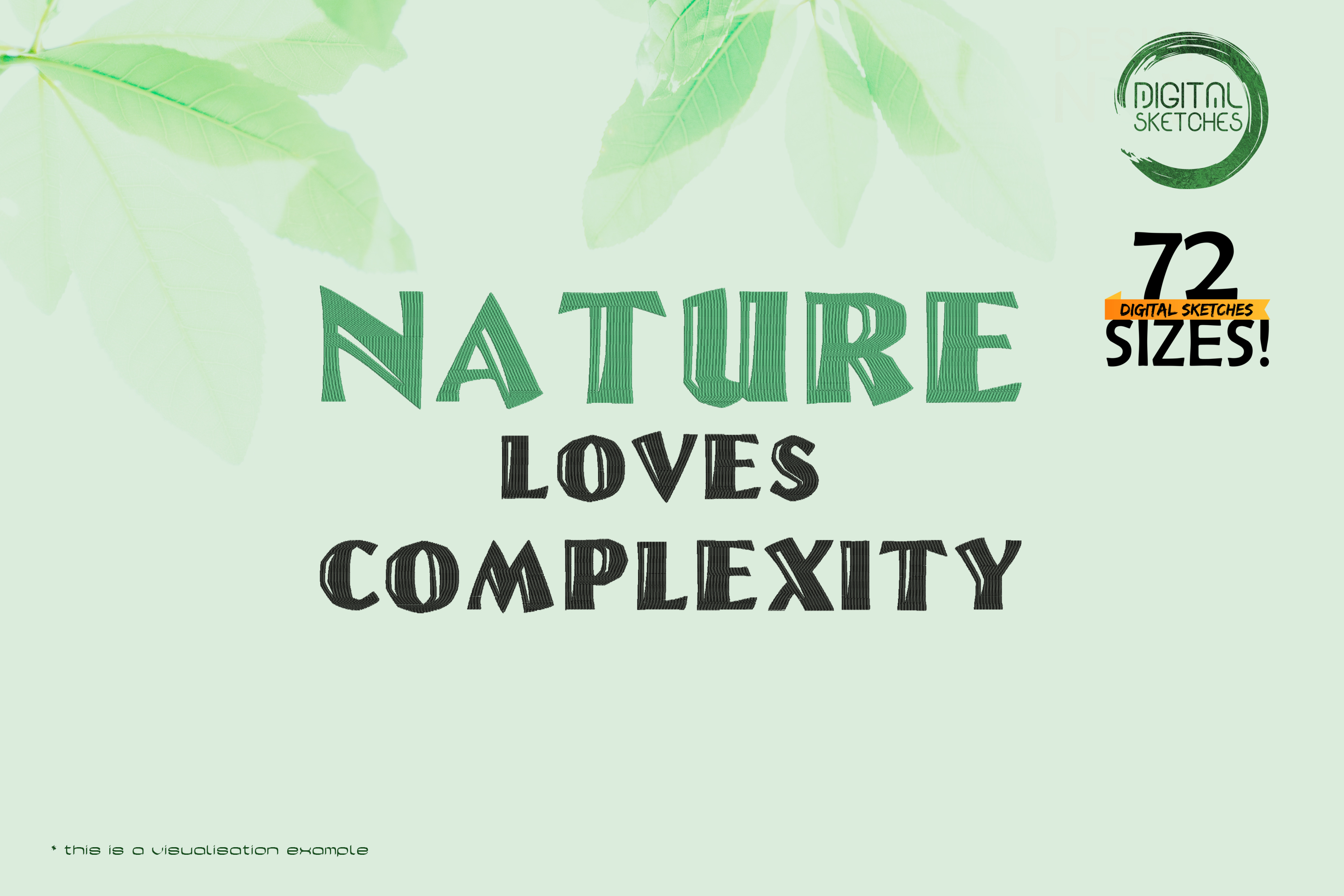 Nature Loves Complexity