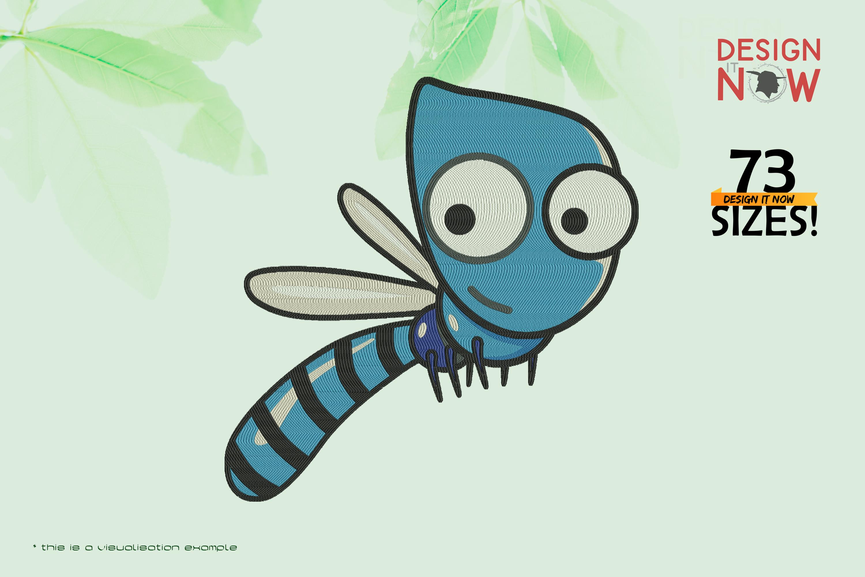 Cartoon Insect III