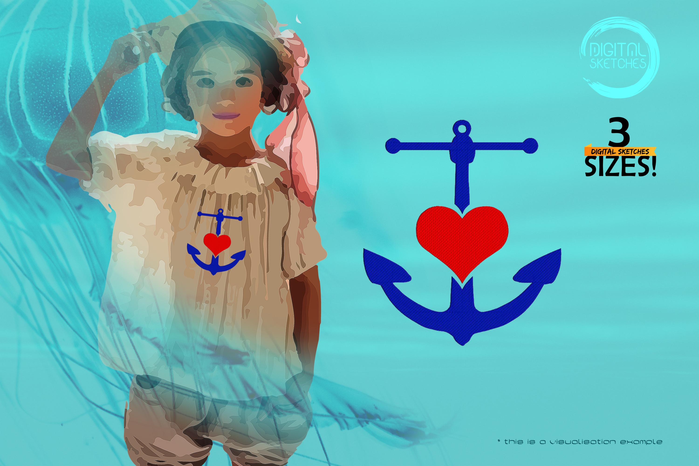 Heart-Anchor-Love