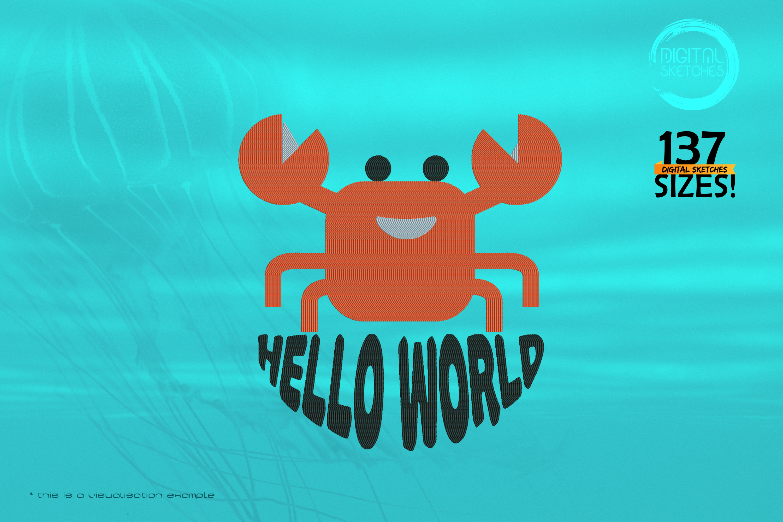 Crab Hello World