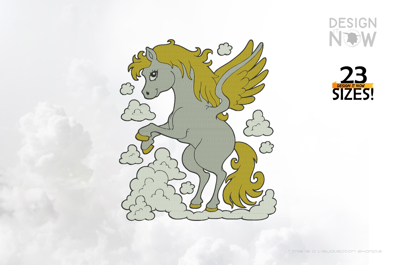 Horse-Pegasus