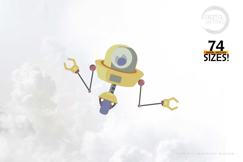 Robot XIX