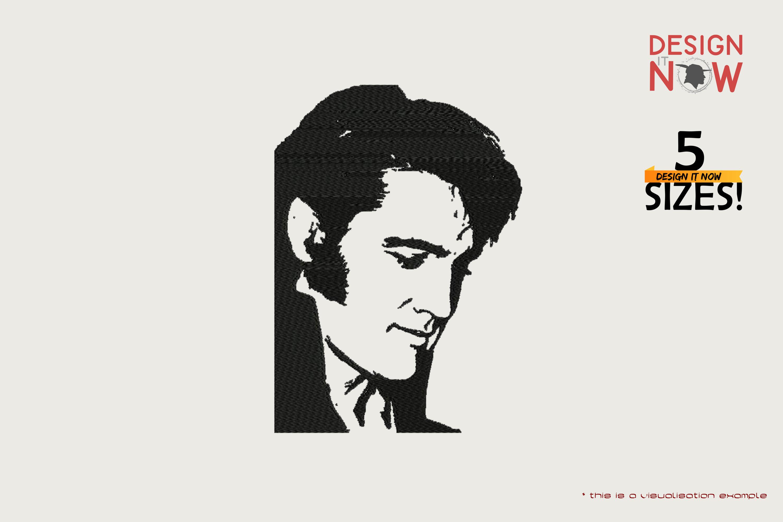 Tribute to musician Elvis Aaron Presley aka Elvis Presley