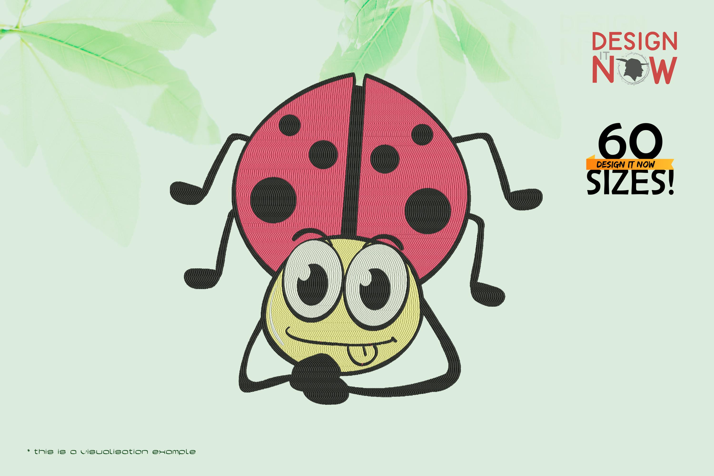 Cartoon Ladybug II