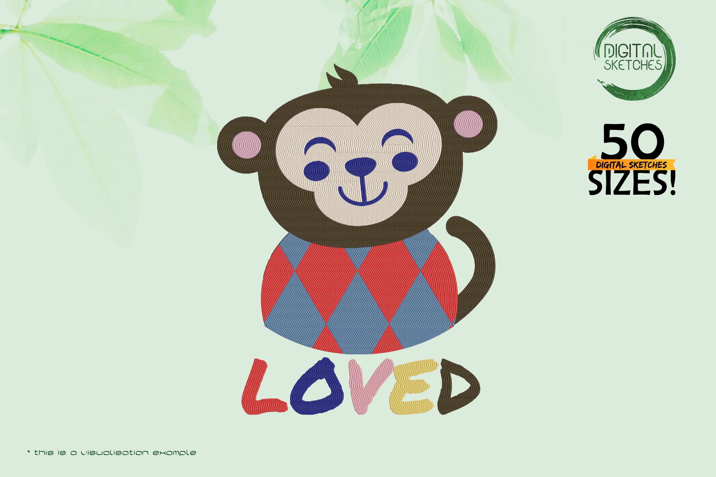 Monkey Loved