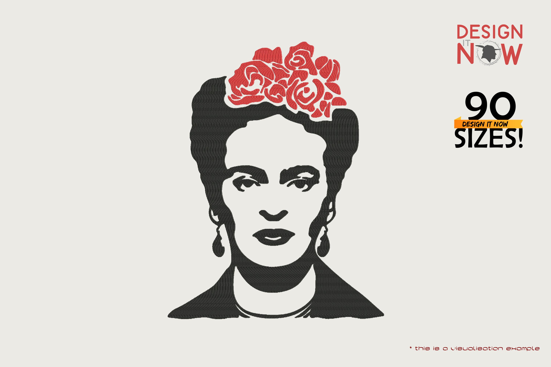 Tribute To Artist Magdalena Carmen Frieda Kahlo Y Calderon aka Frida Kahlo