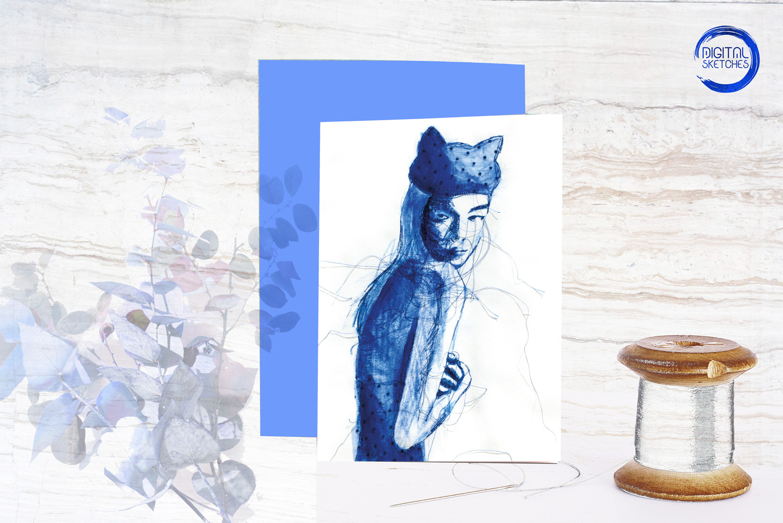 Art Postcard IX