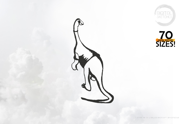 Dinosaurs-Saltasaurus-Dinosauria-Titanosauria