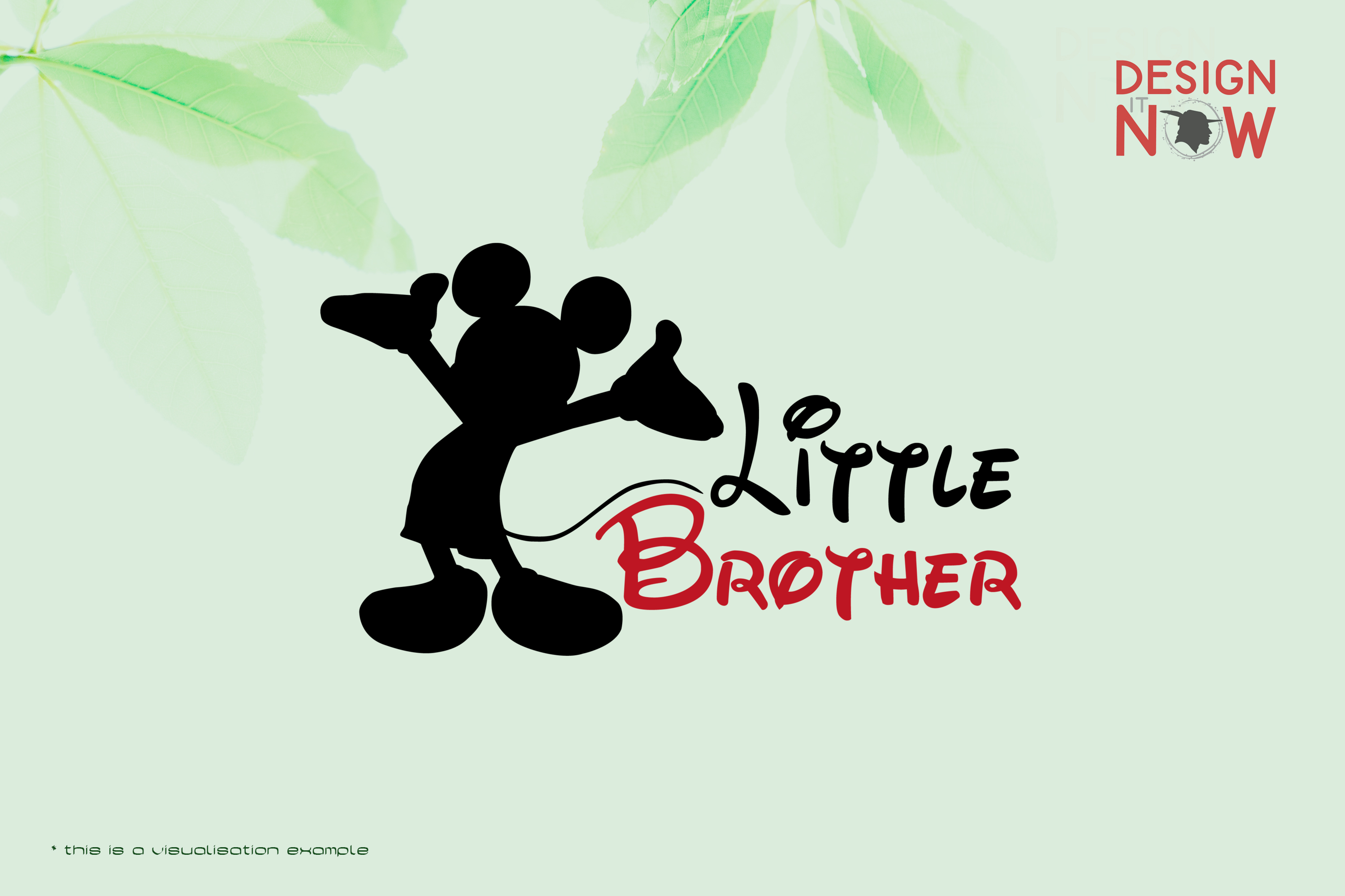 Mickey Little Brother