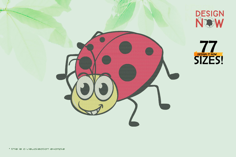 Cartoon Ladybug V