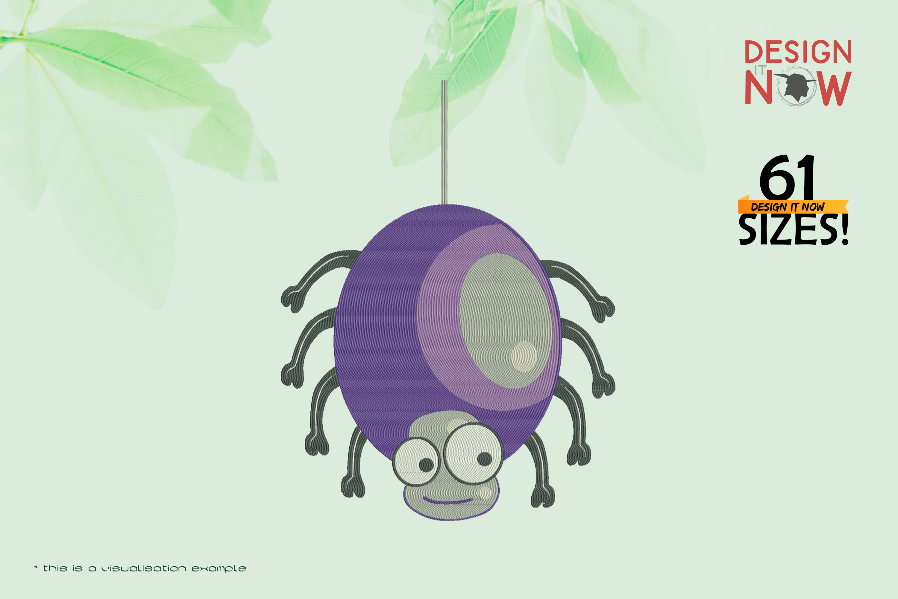 Cartoon Insect IV