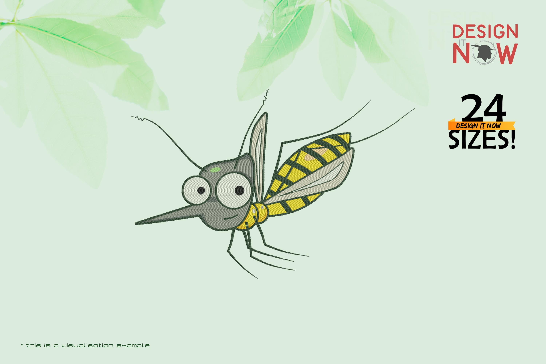Cartoon Insect VI