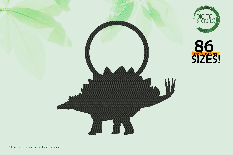 Stegosaurus-Dinosaurs-Dinosauria-Frame