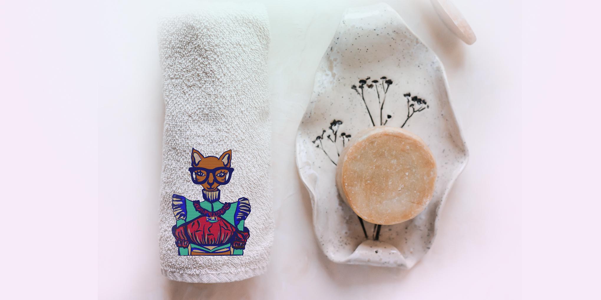TowelsEmbroideringTowels