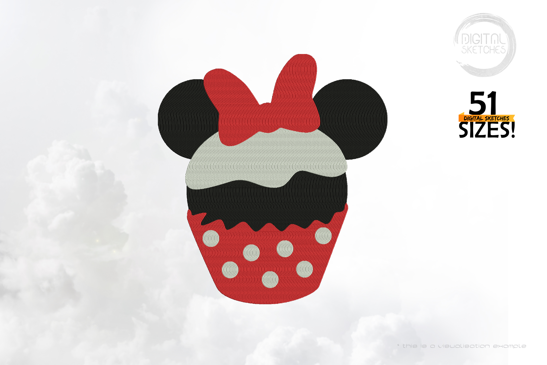 Mouse Cupcake II