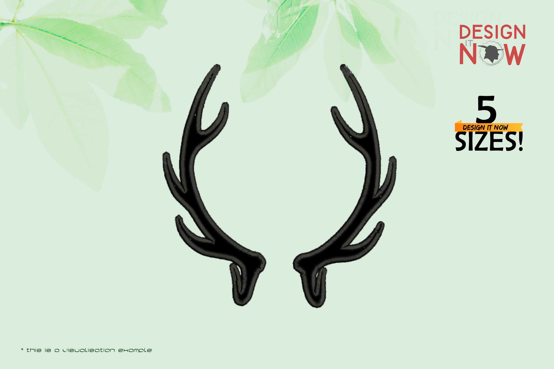 Deer Antlers I